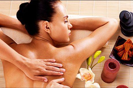 NYD en afslappende massage! - 60 min. massage kombineret med PIR metoden hos Studio Kirlita, værdi kr. 650,-