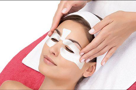 Reducer rynker uden nåle eller operationer! - Eye Lift Intraceuticals inkl. diamantslibning, varighed 20 min. - hos Salon Shala, værdi kr. 599,-