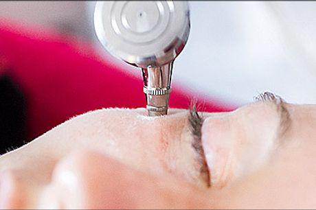 Hollywoodstjerner sværger til oxygenbehandlinger! - Madonna Oxygen ansigtsbehandling inkl. diamantslibning hos Salon Shala, værdi kr. 1199,-