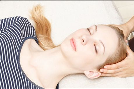 Velkommen hos Raphael Therapy Center - Rest, Relax & Regenerate! - 60 minutteres Kranio sakral massage, værdi kr. 890,-