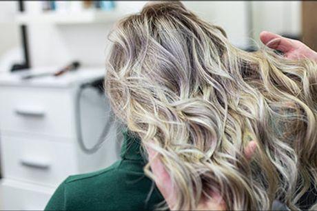 Balayage - tidens helt store trend! - Dameklip inkl. farve Balayage til langt eller kort hår m.m hos LK v. Nadja Resa, værdi op til kr. 2200,-