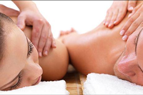 Afslapning, velvære og forkælelse! - 60 min. par-massage hos Raphael Therapy Center, værdi kr. 1800,-