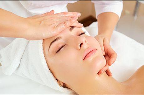Synlige resultater og skøn professionel pleje - Velkommen hos Salon Shala! - Anti pigmentering Hydrademie ansigtsbehandling inkl. diamantslibning, værdi kr. 799,-