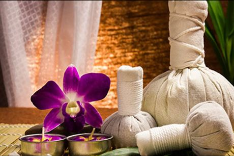Velkommen hos Centrum Wellness ♥ Lev sundt og glad! - 60 minutters thaimassage eller oliemassage, værdi kr. 449,-