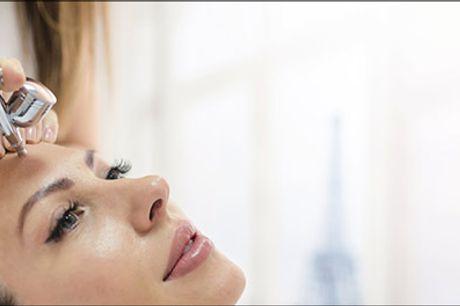 Boost din hud med en effektiv behandling! - 60 min. oxygen behandling med diamantslibning hos Hair & Care, værdi kr. 895,-