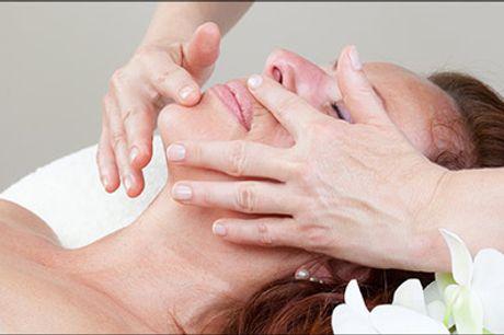 Det naturlige alternativ til botox! - 75 min. Japansk Lifting hos Royal Skønhed, værdi kr. 650,-