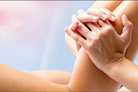 Giv dine fødder lidt luksus hos Divine Sports Yoga Massage på Fisketorvet.. - Luksus fod- og benmassage, varighed ca. 60 minutter, værdi kr. 600,-