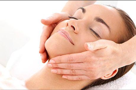 Lad dig forkæle mens din hud bliver blød og lækker! - Classic ansigtsbehandling hos The Facial Lounge, værdi kr. 550,-
