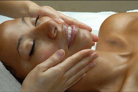 Forkæl dig selv med en super lækker behandling! - Luksus ansigtsbeh. med Exuviance produkter hos Face D beauty, værdi kr. 849,-
