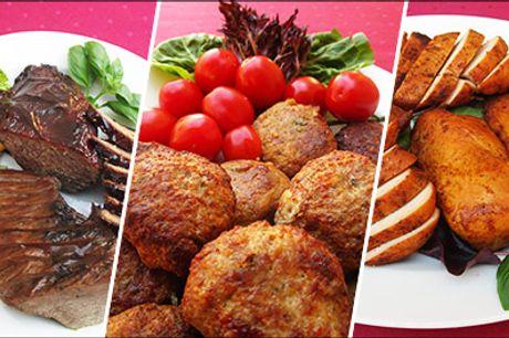 Kværs Kro sætter rammerne for en hyggelig og velsmagende middag.. - Buffet m. forret, hovedret og dessert for 1 person på Kværs Kro, værdi kr. 248,-