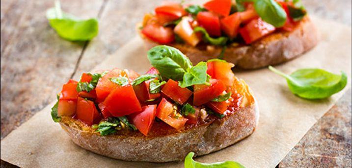 Glæd dig til smagen af det originale italienske køkken! - 4 retters italiensk menu for 2 personer på Restaurant Italia Hammel, værdi kr. 686,-