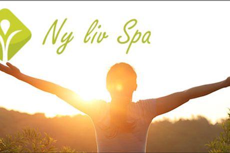 Tid til afslapning og velvære - 75 min. Øko-mangobutter-massage, paraffinbehandling til fødder eller hænder og ansigtsmaske, værdi kr. 1200