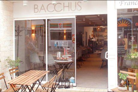 Nyd en skøn fransk frokost på anmelderroste Restaurant Bacchus - Croque Monsieur m. spejlæg og foie gras for 2 personer, værdi kr. 338,-