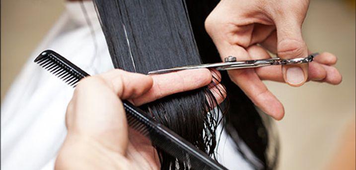Trænger håret til en klipning? - Så se her! - Dameklip inkl. vask, hovedbundsmassage, føn hos Salon Scan-Hair, værdi 600,-