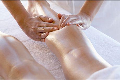 Se frem til en skøn helkrops afspændings-massage! - 60 min. Nordlys massage hos Balladen i Svendborg, værdi kr. 500,-