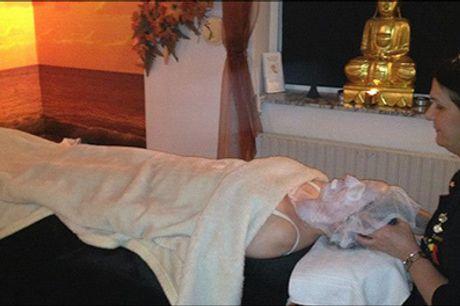 Skøn all-over behandling - NYD DET! - Wellness på den lyserøde sky (Gilan beh.) hos Zahra Wellness, værdi 1499,-