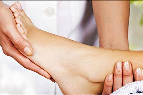 Husk også at forkæle dine fødder! - 60 min. luksus fodbeh. hos Lægeeksamineret fodplejer Inge Friis, værdi kr. 400,-
