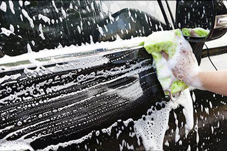 Lad Ren Bil Service give din bil længere levetid - Bilrens - almindelig personbiler og stationcars, værdi kr. 3000