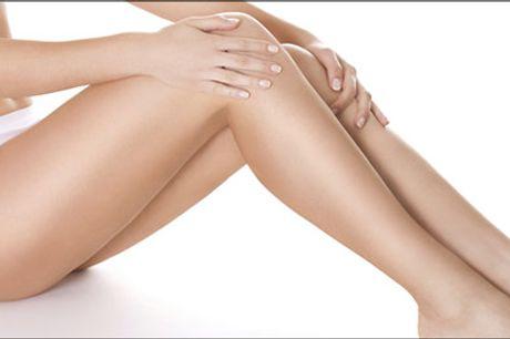 Få glatte ben med voksbehandling! - Voks af begge ben hos Magic Hair Design, normalpris kr. 298,-