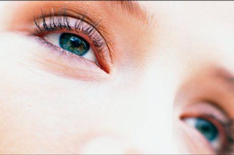 Effektiv behandling - 110 min. øjenbehandling + naturligt ansigtsløft hos BHT - værdi kr. 850,-