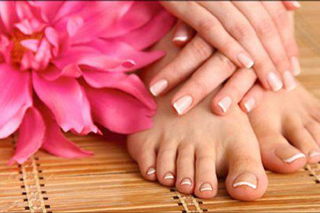 Nyd en skøn femstjernet behandling hos Zahra Wellness - Spa- Manicure eller Pedicure, 90 minutters varighed, værdi kr. 599