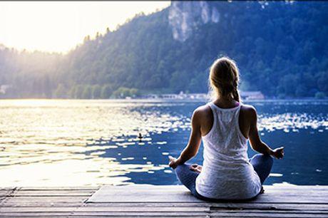 Healing - få indre ro og balance - 60 minutters Healing hos Life of spirit, værdi kr. 700