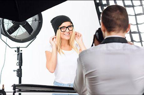 Flotte professionelle fotos - Få rabat på flotte fotoopgaver hos Jasper Simonsen Fotografi, værdi kr. 500,-