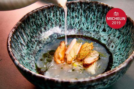 Kun i dag! Tidl. Noma & Geranium kok byder på 'affordable luxury' hos Michelin-anbefalede Meille.