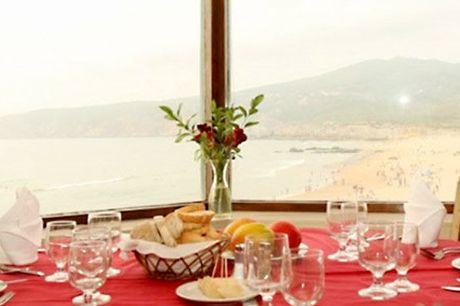 No Restaurante Muchaxo, usufrua de uma vista privilegiada para o mar do Guincho enquanto saboreia um delicioso arroz de marisco para duas pessoas, por apenas 27€
