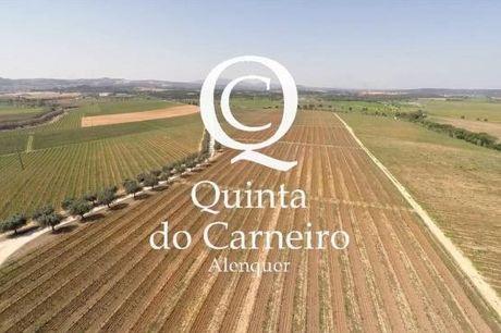 Conheça a casta emblemática da Quinta do Carneiro, com a Prova Pinot's, para 2 pessoas, desde 9,90€