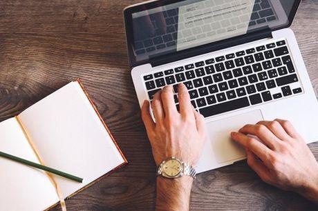 Gosta de aprender coisas novas? Escolha o Curso Online que mais lhe interessa, para 1 pessoa, por apenas 19€