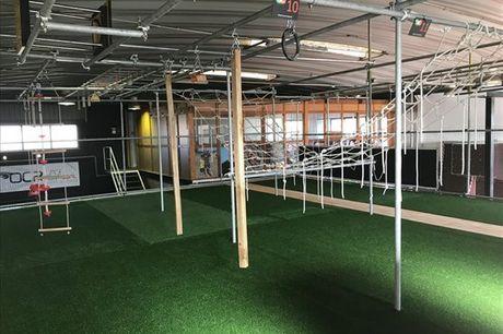 Ponha-se a mexer e seja um Ninja Warrior! OCR Portugal: um local de treino e divertimento ao mesmo tempo, por apenas 10,90€