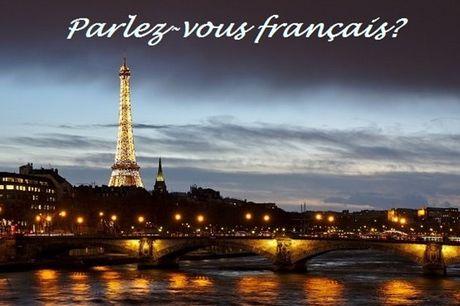 Aprenda Francês no conforto do lar. Curso de Francês Para Principiante, online, por apenas 9€