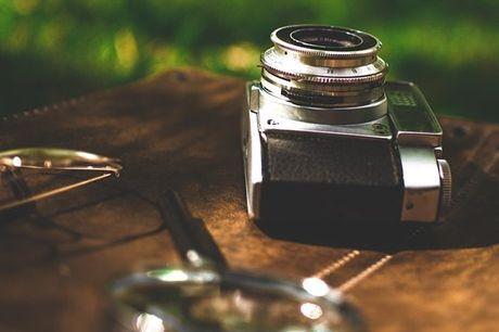 Formação de Fotografia Sénior, Teórico e Prático,10h, para 1 pessoa, por apenas 79,90€.