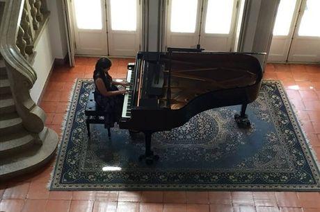 Surpreenda alguém especial, com um Concerto Privado, por apenas 288€