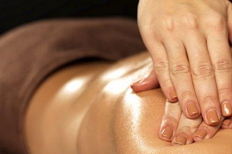 Dê descanso ao seu corpo! 3 sessões de Massagem terapêutica, por apenas 35€ em Belas