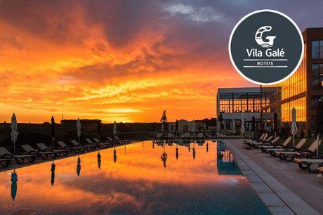 Revitalize o seu corpo e mente no Spa do Vila Galé Sintra. Circuito de Águas + Massagem (30min) + Ritual Chá por apenas 34,90€
