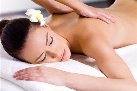 Venha usufruir dos benefícios da Massagem Relaxamento, 3 sessões, por apenas 41€