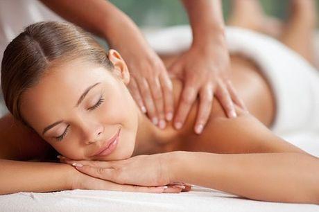 Massagens para 1 ou 2 pessoas: Venha usufruir dos benefícios da Massagem Relaxamento, 8 sessões, por apenas 75€