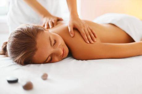 8 sessões de Massagem Terapêutica: dê descanso ao seu corpo! Apenas 79€ em Carnide