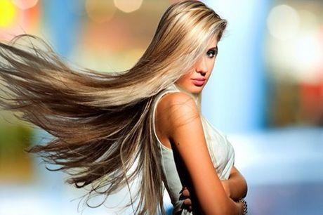 Sessão de cabeleireiro completa com corte, hidratação e brushing, por apenas 14,90€