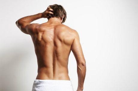 Acabe com os pêlos indesejáveis! 2 Sessões Depilação Laser Díodo  Vulcanus | Corpo Inteiro | Homem por apenas 70€