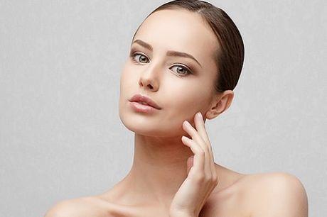 Trate do seu rosto, faça uma Limpeza de Pele Profunda + Peeling Diamante + Rádio Frequência + Fotorejuvenescimento (Laser) + Mesoterapia Virtual a partir de 39,90€
