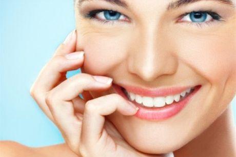 Limpeza em profundidade: Destartarização com polimento e Check-Up Dentário c/ opção de Branqueamento a Laser, desde 16,90€