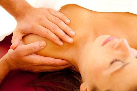 Dê mais atenção ao seu corpo, através da Osteopatia, 1 Sessão por apenas 14,9€ na Clínica Body Face Belas.
