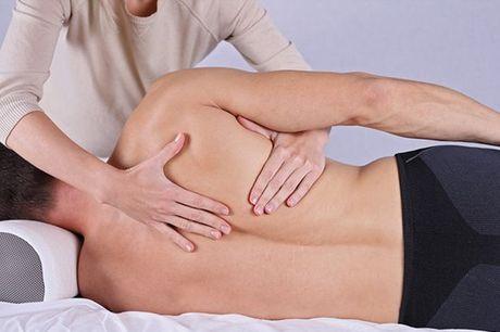 Dê mais atenção ao seu corpo, através da Osteopatia, 1 Sessão por apenas 14,9€ na Clínica Body Face Carnide.