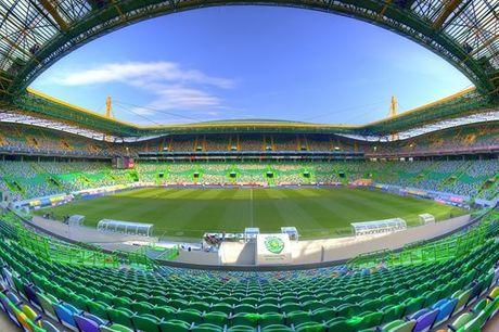 O Leão está no seu coração? Não perca a oportunidade de conhecer melhor o Estádio e Museu do Sporting CP e receber um cachecol, por apenas 14,90€