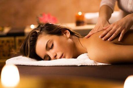 Massagem localizada para ajudar a relaxar. Dedique 30 minutos ao seu bem-estar por apenas 15,90€.