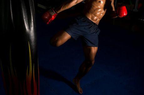 Já fez algum treino de kickboxing ou muaythai? Se ainda não, devia experimentar, se já fez, o K.O. Team é o local ideal para repetir. Pode viver esta experiência sozinho ou acompanhado, a partir de 19,90€.