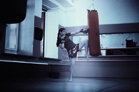 Esta experiência dedicada às mulheres: treinos de Hiit que têm por base movimentos de Kickboxe e Muay Thai. Pode treinar no K.O. Team 1 vez por semana ao longo de 1 mês por apenas 19,90€.